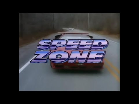speed - Speed Zone, aka Cannonball Fever (1989)