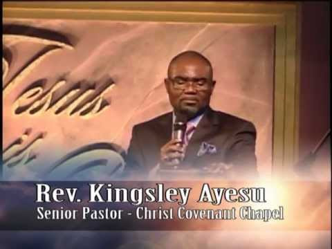 Christ Covenant Chapel-Craving the Presence of God Pt. 1