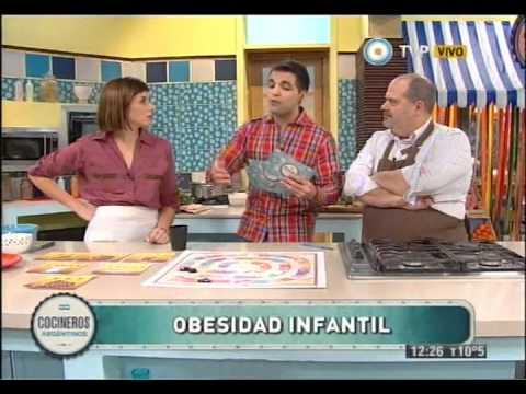 Obesidad infantil con Diego Sívori