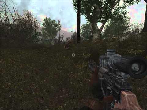 Техно-демо AI игры S.T.A.L.K.E.R. (2004 г.)