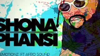 Download Lagu EMOTIONZ- SHONA PHANSI ft AFROSOUND & TMAN Mp3