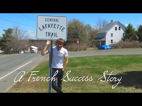 A French Success Story in Boston Julien Icher, The Lafayette Trail App
