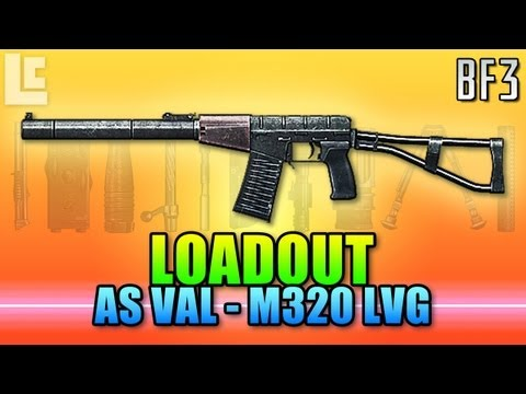 Val - Loadout - MK3A1 + Slugs! http://youtu.be/xXekOTj4N7E Hey guys. It's time for episode 40 of Loadout. Today I'm going to be using the AS VAL extended mags, hol...