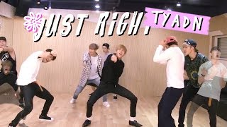 Video THINGS YOU ACTUALLY DIDN'T NOTICE IN GOT7'S JUST RIGHT (REAL GOT7 VER.) MP3, 3GP, MP4, WEBM, AVI, FLV Februari 2019