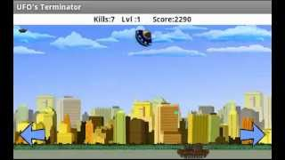 Alien Destroyer YouTube video