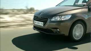 Noul Peugeot 301 - limuzina franceza pentru clasa compacta