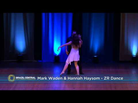 Mark Waden & Hannah Hayson - ZR Dance (2011)