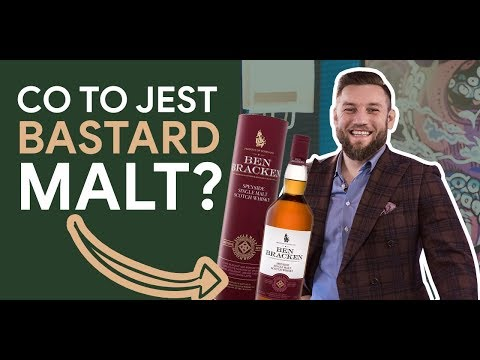 Single Malt Z LIDLA! Jak Smakuje Ben Bracken Whisky?