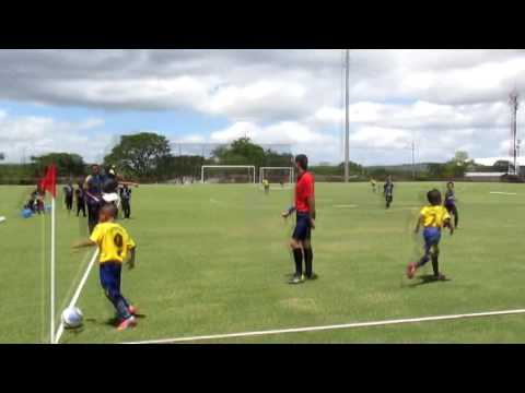 Final Liga Futbol Menor Edo Bolívar Temporada 2015-2016, Cat. Sub 8 2008. Mineros Vs  Fundeporte