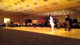 2013 - Drama Line Dance, Late Night -- 10/5/13