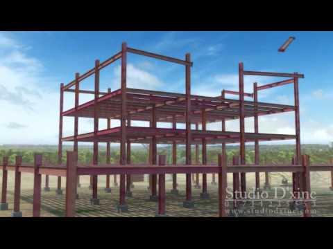buildtrade steel construction process
