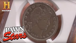 Pawn Stars: Titanic Victim's Coin | History