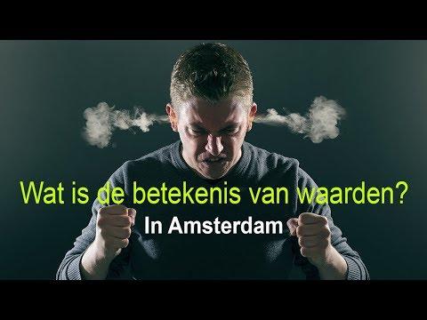 De betekenis van waarden in Amsterdam – Burn-Out Counseling