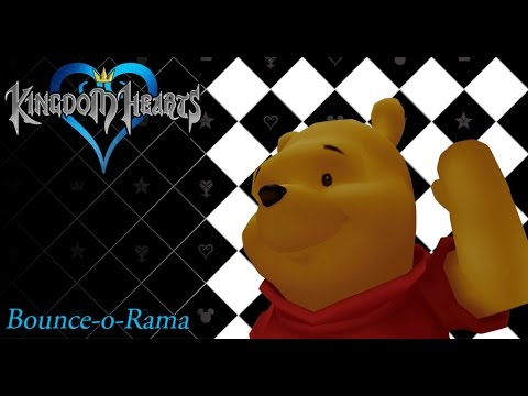Kingdom Hearts 1.5 OST Mini-game BGM ( Bounce-o-Rama )