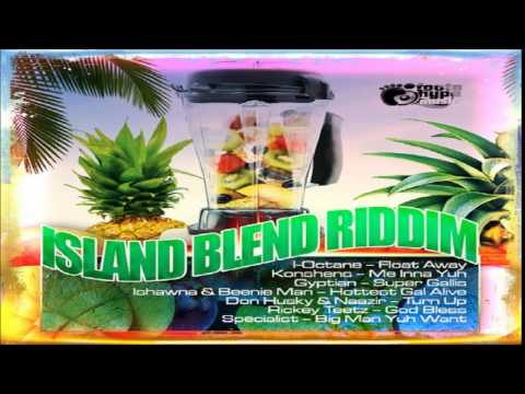 Island Blend Riddim Mix {Foota Hype Music} [Dancehall] @Maticalise