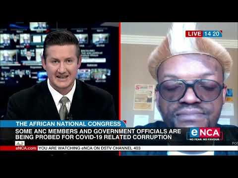Analysis of Ramaphosa's letter to ANC | Khaya Sithole