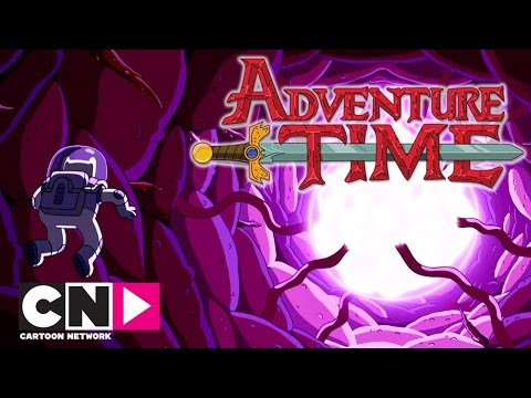 Adventure Time | In The Name Of The Universe | Cartoon Network (видео)