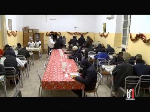 FAMIGLIE FOGGIANE CHIEDONO AIUTO ALLA CARITAS