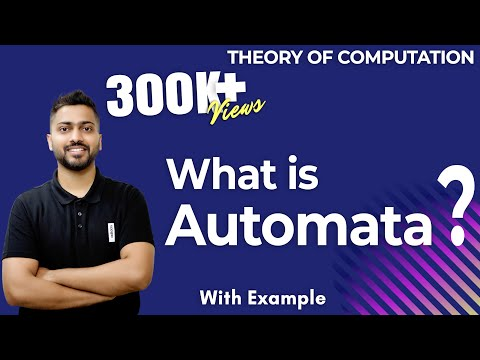 Lec-3:What is Automata in TOC | Theory of Computation