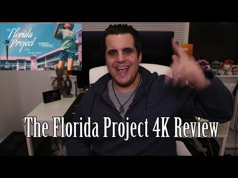 The Florida Project 4K Review