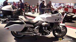 10. 2015 Honda CTX-1300 ABS - Walkaround - 2014 EICMA Milan Motorcycle Exhibition