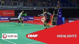 Download Video WS | TAI Tzu Ying (TPE) [1] vs Ratchanok INTANON (THA) [5] | BWF 2018 MP3 3GP MP4