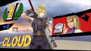 Underplayed Character Challenge (Zero Suit Samus)