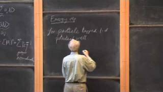 002 Dirac Notation And The Energy Representation