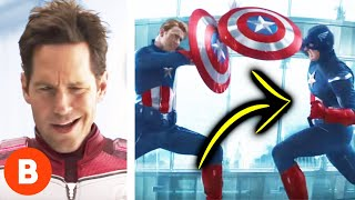 Things You Didn't Notice In Avengers Endgame