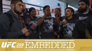 UFC EMBEDDED 209 Ep1