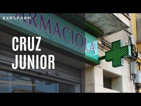 Cruz de Farmacia Junior