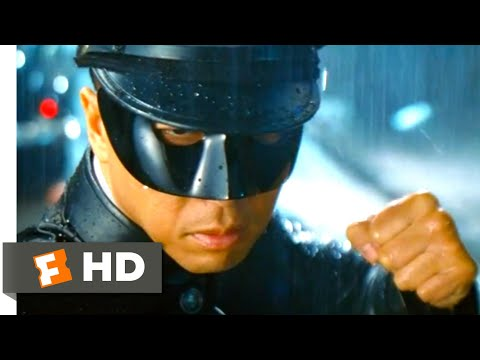 Legend of the Fist (2010) - The Masked Warrior Rises Scene (2/10)   Movieclips