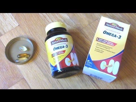 Nature Made Omega-3 Mini Fish Oil 500mg