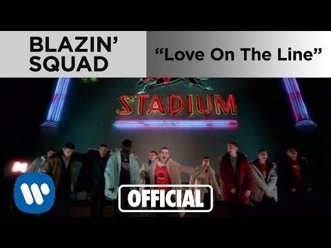 Blazin Squad - Love On The Line