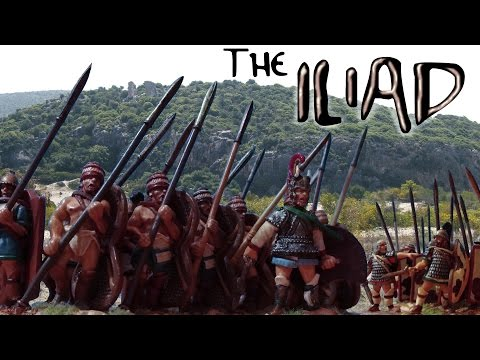 "Video. De Lindybeige ""The Iliad: what is it really about"""