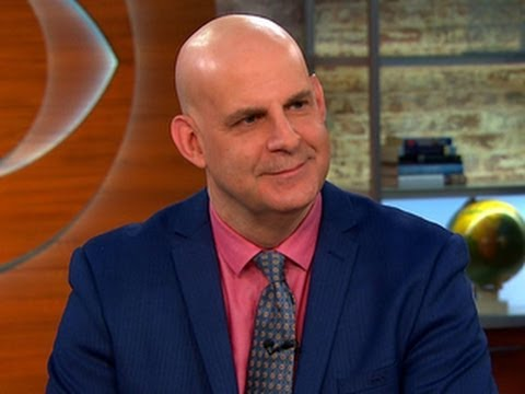 the author harlan coben talks about onlinedating