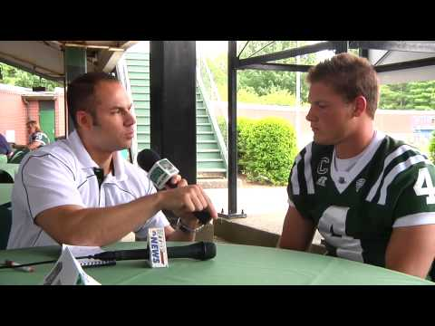 Tyler Tettleton Interview 8/10/2013 video.