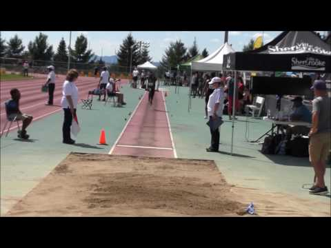 Nathanael Ntonga Jump 2016 (видео)