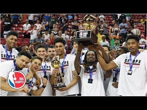Video: Grizzlies fend off Timberwolves to win summer league | 2019 NBA Summer League