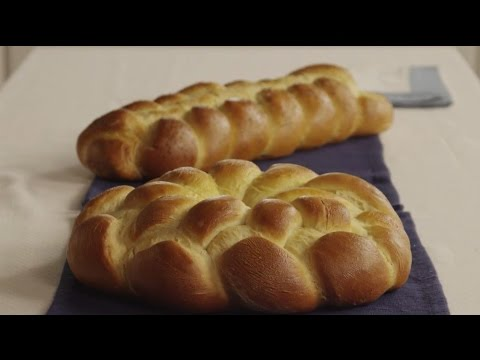 Bread Recipes – How to Make Challah