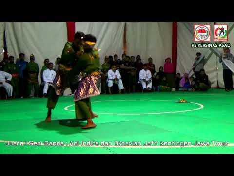 Video Juara I Seni Ganda Kejurnas Persinas Asad dari Kontingen Jawa Timur download in MP3, 3GP, MP4, WEBM, AVI, FLV January 2017