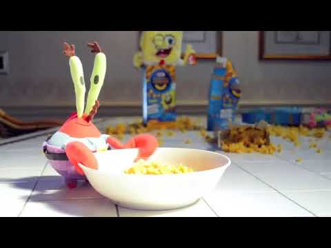 Spongebob Squarepants Macaroni And Cheese FCCD