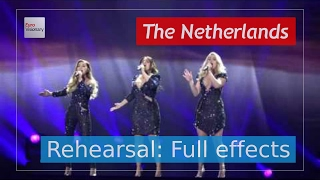 Video OG3NE - Lights and Shadows - The Netherlands - Second Rehearsal - Eurovision Song Contest 2017 (4K) MP3, 3GP, MP4, WEBM, AVI, FLV Mei 2017