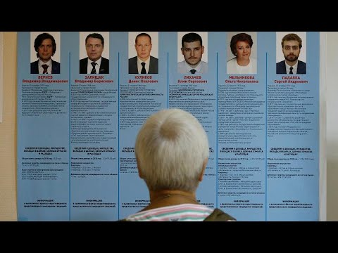 Russland: Verluste für die Kremlpartei bei den Kommuna ...