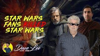 Video How Star Wars Fans KILLED Star Wars MP3, 3GP, MP4, WEBM, AVI, FLV Maret 2018