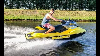 4. Top speed Runs on Seadoo RXP 215 HP