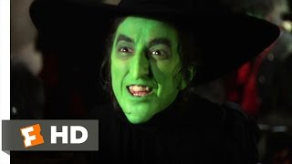 I'm Melting! - The Wizard of Oz (7/8) Movie CLIP (1939) HD