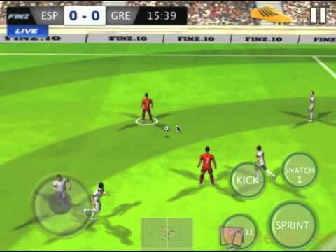 Video of Play Football Match Soccer