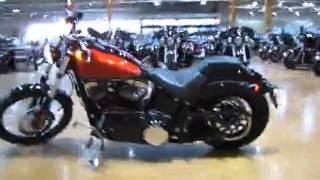 7. 2011 Harley-Davidson SOFTAIL BLACKLINE FXS