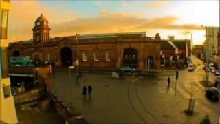 Time Lapse - Nottingham Station